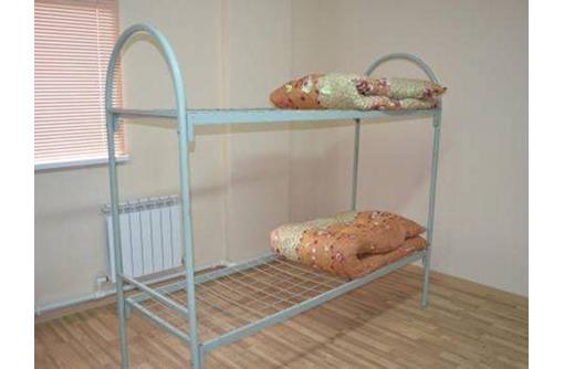 Металлические  кровати эконом, фото — «Реклама Крымска»