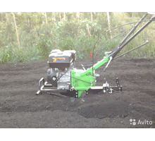 Вспашка земли мотоблоком - Сельхоз услуги в Краснодарском Крае