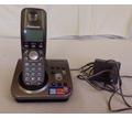 телефон Panasonic цифровой беспроводной бу в хор. состоянии - Стационарные телефоны в Краснодаре
