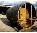 Баня бочка под ключ от производителя - Бани, бассейны и сауны в Краснодаре