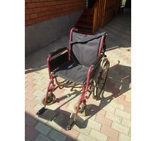 Продаю инвалидную коляску - Медтехника в Краснодаре
