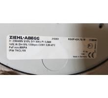 Вентилятор канальный Korf б/у с двиг. Ziehl-Abegg - Кондиционеры, вентиляция в Геленджике