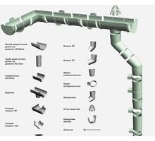 Водосток Дёке Standart D120/85 мм - Кровельные материалы в Геленджике