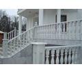 Ступени и балясины для лестниц: мрамор, бетон, плитка и др. - Лестницы в Геленджике