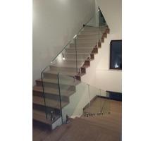 Лестницы и балконы из стекла - Лестницы в Геленджике