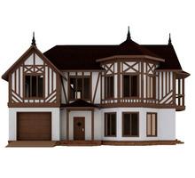 Строительство домов из газобетона, кирпича, проект бесплатно! - Строительные работы в Геленджике