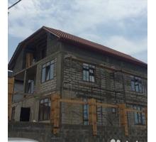 Строительство домов и коттеджей, мансард. Газобетон, пенобетон, кирпич, блоки - Строительные работы в Геленджике