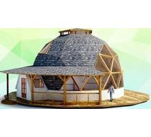 Купольные дома в Геленджике - Строительные работы в Геленджике
