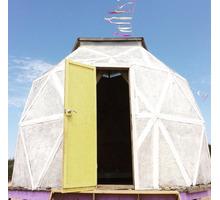 Строительство купольного дома - Строительные работы в Геленджике