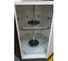 Новая полка Икеа для углового шкафа кухни - Мебель для кухни в Краснодарском Крае