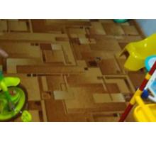 Продам ковролин, размеры:  3 м на 2 м. - Напольные покрытия в Краснодарском Крае