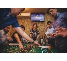 Интерактив Винное казино на мероприятие - Свадьбы, торжества в Краснодарском Крае
