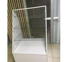 Шкаф стеклянный - Мебель для ванной в Белореченске