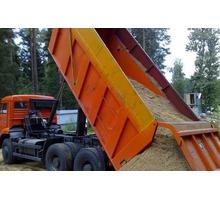 Продается песок, мелкозернистый и крупнозернистый - Сыпучие материалы в Геленджике