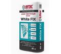 Клей белый цементный White FIX 25кг. - Отделочные материалы в Геленджике