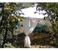 Павильон-шатер, каркас - металл - Металлоконструкции в Геленджике