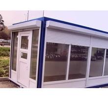 Торговый павильон в Геленджике - Металлические конструкции в Геленджике