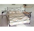 Кованая кровать в Краснодаре - Мебель на заказ в Краснодарском Крае