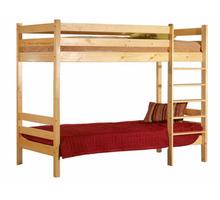 Кровать 2-х. ярусная из массива сосны. - Мебель для спальни в Краснодарском Крае