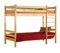 Кровать 2-х. ярусная из массива сосны. - Мебель для спальни в Краснодаре