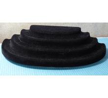 Подиум чёрный бархатный для браслетов - Продажа в Сочи