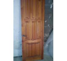 Двери деревянные, входные - Двери входные в Геленджике