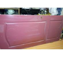 Продаю деревянную дверь, в хорошем состоянии - Двери входные в Геленджике
