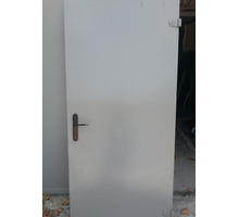 Противопожарная стальная дверь - Двери входные в Геленджике