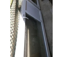 Дверь пластиковая, межкомнатная, без лутки - Двери межкомнатные, перегородки в Геленджике
