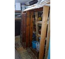 Продаются деревянные окна б/у - Окна в Геленджике