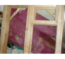 Одно окно, деревянное, две створки - Окна в Геленджике