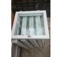 Продам окна деревянное, без рамы - Окна в Геленджике