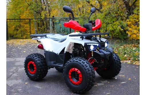 Квадроцикл бензиновый Yamotors Luxe 125, фото — «Реклама Адлера»