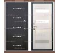 Входная дверь Муар 1,8 мм Белая лиственница 100 мм Россия : - Двери входные в Краснодаре
