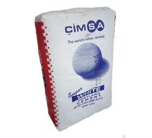 Белый цемент Cimsa CEM I 52,5 R - Цемент и сухие смеси в Краснодаре