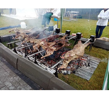 Разборный вертел для жарки барана - Хобби в Краснодаре