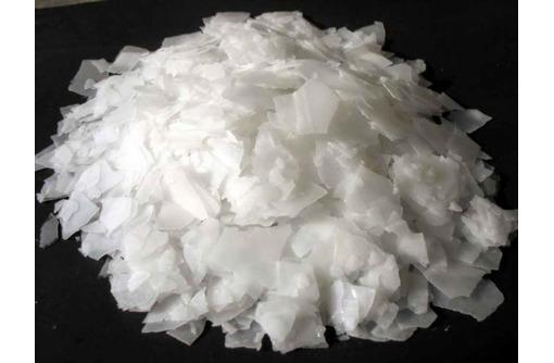 Сода каустическая чешуя меш.25 кг., фото — «Реклама Горячего Ключа»