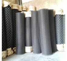 Прочная оцинкованная сетка рабица - Металлические конструкции в Адлере