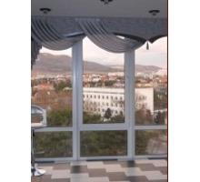 Продажа римских штор, дизайнерское оформление - Шторы, жалюзи, роллеты в Геленджике