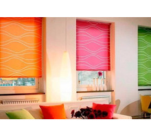 Рулонные шторы от производителя - Шторы, жалюзи, роллеты в Геленджике