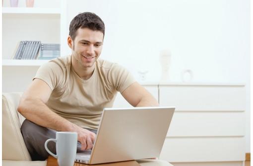 Надомный работник - наборщик текстов - Работа на дому в Геленджике