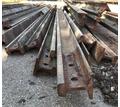 Рельс Р50, 1-я группа износа - Металлоконструкции в Краснодаре