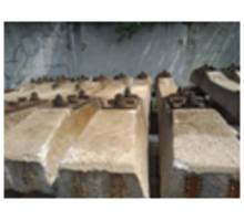 Шпала железобетонная Ш-1. - Металлические конструкции в Краснодарском Крае
