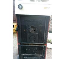 Продам котел отопительный на твердом топливе - Газ, отопление в Горячем Ключе