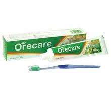 зубная паста Orecare c экстрактами целебных трав - Стоматология в Краснодаре