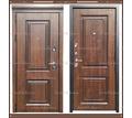 Входная дверь Виктория винорит NUSSBAUM Дуб патина чёрная 112 мм Россия : - Двери входные в Краснодаре