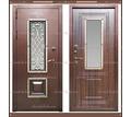 Входная дверь Диана 1,8 мм Венге со стекло-пакетом - Двери входные в Краснодаре