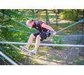 Веревочный парк SKYTOWN в центре Сочи в парке Ривьера - Активный отдых в Краснодарском Крае