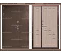 Входная дверь XL 1200 х 2050 Белёный дуб Россия - Двери входные в Краснодарском Крае