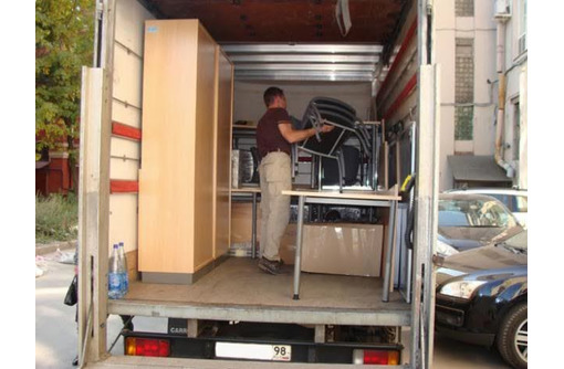 Квартирный переезд из Армавира по России - Грузовые перевозки в Армавире
